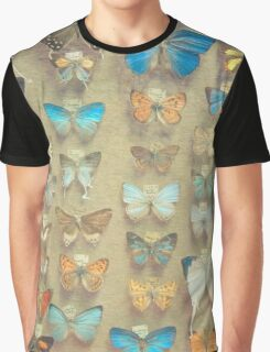 The Butterfly Collection II Graphic T-Shirt