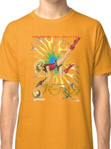 Barbarella Retro Movie Poster - Japanese Edition Classic T-Shirt