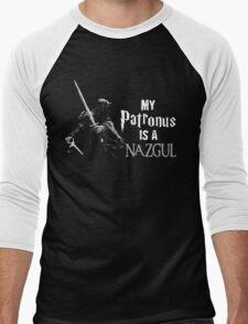 My Patronus is a Nazgul Men's Baseball ¾ T-Shirt