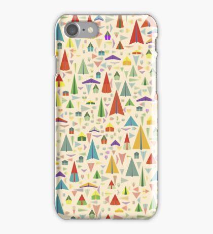 Paper Airplane 60 iPhone Case/Skin
