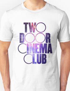 Two Door Cinema Club Galaxy T-Shirt