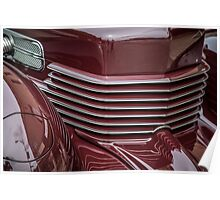 Cord Grill Poster