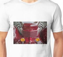 Cord Grill with Fog Lights Unisex T-Shirt