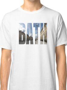 Great Pulteney Street, Bath Classic T-Shirt