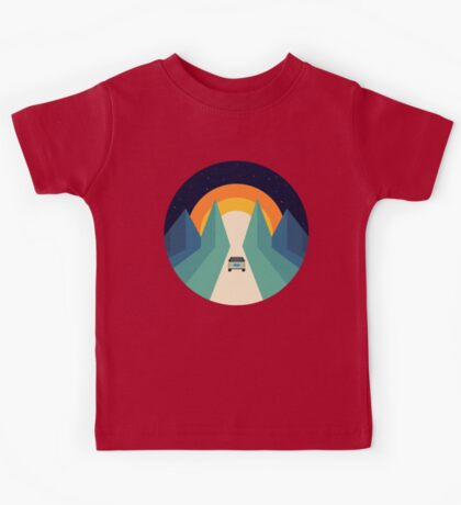 Wonderful Trip Kids Tee