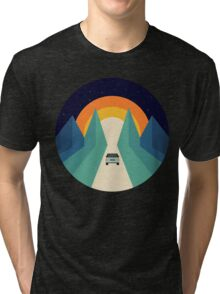 Wonderful Trip Tri-blend T-Shirt