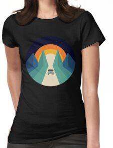 Wonderful Trip Womens Fitted T-Shirt