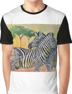 ZEBRAS Graphic T-Shirt