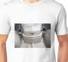 Cord Grill with Horns Unisex T-Shirt
