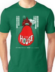 House Poster Tee (1977 Japanese film) Unisex T-Shirt