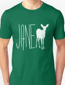 Life is strange Jane Doe Unisex T-Shirt
