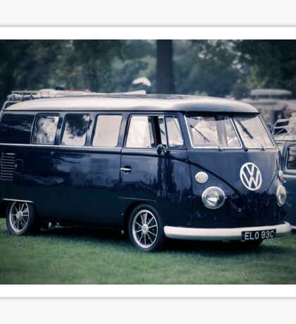 VW camper van Sticker