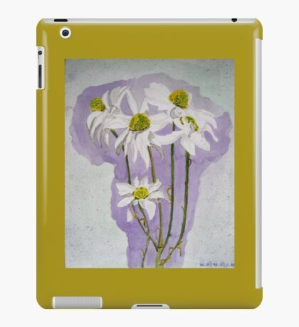 Daisy Stems iPad Case/Skin