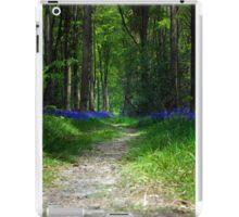 Woodland path iPad Case/Skin