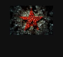 Red Star Of Chernobyl Unisex T-Shirt