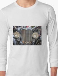 Auburn Grill & Headlights Long Sleeve T-Shirt