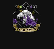 Aro+Ace - Get Out of My Face Unisex T-Shirt