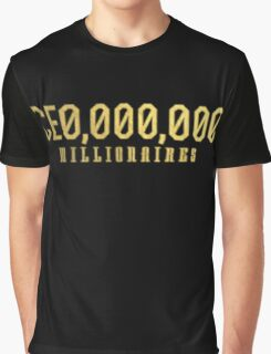 CEO CE0,000,000 Graphic T-Shirt