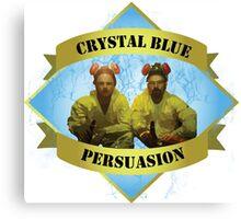Crystal Blue Persuasion- Breaking Bad Canvas Print