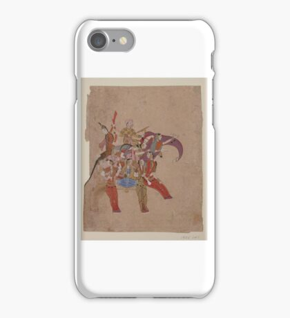 Composite Elephant iPhone Case/Skin