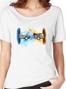 Portal Women's Relaxed Fit T-Shirt