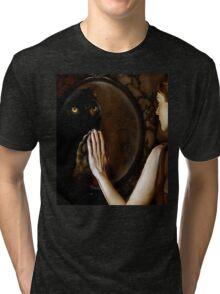 mirror image  Tri-blend T-Shirt
