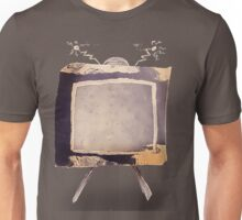 Steampunk Television Vintage  Unisex T-Shirt
