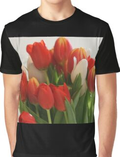 A Bouquet of Love Graphic T-Shirt