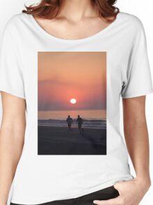 Sunrise Run Women's Relaxed Fit T-Shirt
