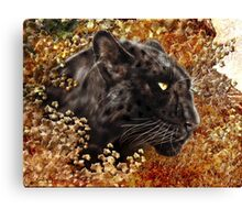 Thicket of Shadows Canvas Print