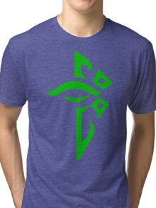Ingress Enlightened Tri-blend T-Shirt
