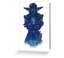 Light Jak Greeting Card