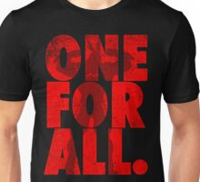All Might - One for all Unisex T-Shirt