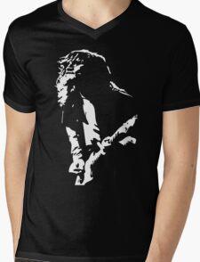 John Frusciante Mens V-Neck T-Shirt