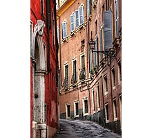 Memory Lane Verona Photographic Print