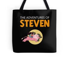 The Adventures of STEVEN (TINTIN) Tote Bag