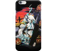 Lady Death halloween iPhone Case/Skin