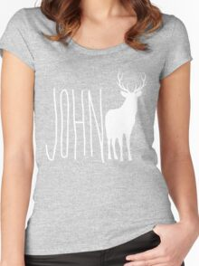 Life is strange John Deer Women's Fitted Scoop T-Shirt