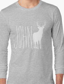 Life is strange John Deer Long Sleeve T-Shirt