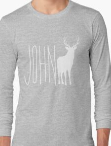 Life is strange John Deer Long Sleeve T-Shirt