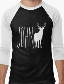 Life is strange John Deer Men's Baseball ¾ T-Shirt
