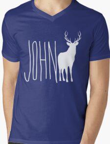 Life is strange John Deer Mens V-Neck T-Shirt