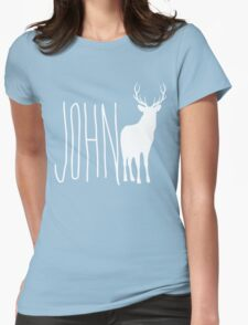 Life is strange John Deer Womens Fitted T-Shirt