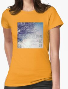 Halsey - Colors Womens Fitted T-Shirt