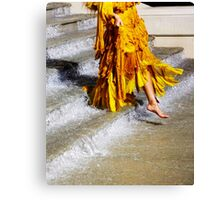 Hold Up Canvas Print