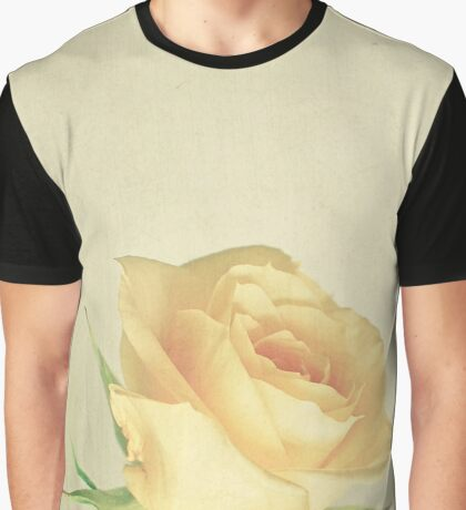 A Single Rose Graphic T-Shirt