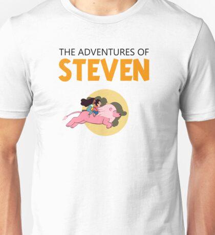The Adventures of STEVEN (TINTIN) Unisex T-Shirt
