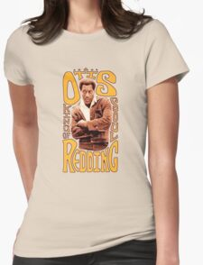 King of Soul Womens Fitted T-Shirt