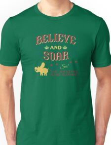 Believe and Soar! Unisex T-Shirt