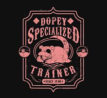Dopey Specialized Trainer Unisex T-Shirt